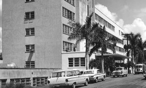 1960s Hospital Front
